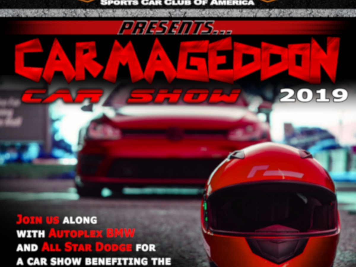 "Carmageddon fundraiser ""wrenching it"" for scholarships benefiting Amarillo College"