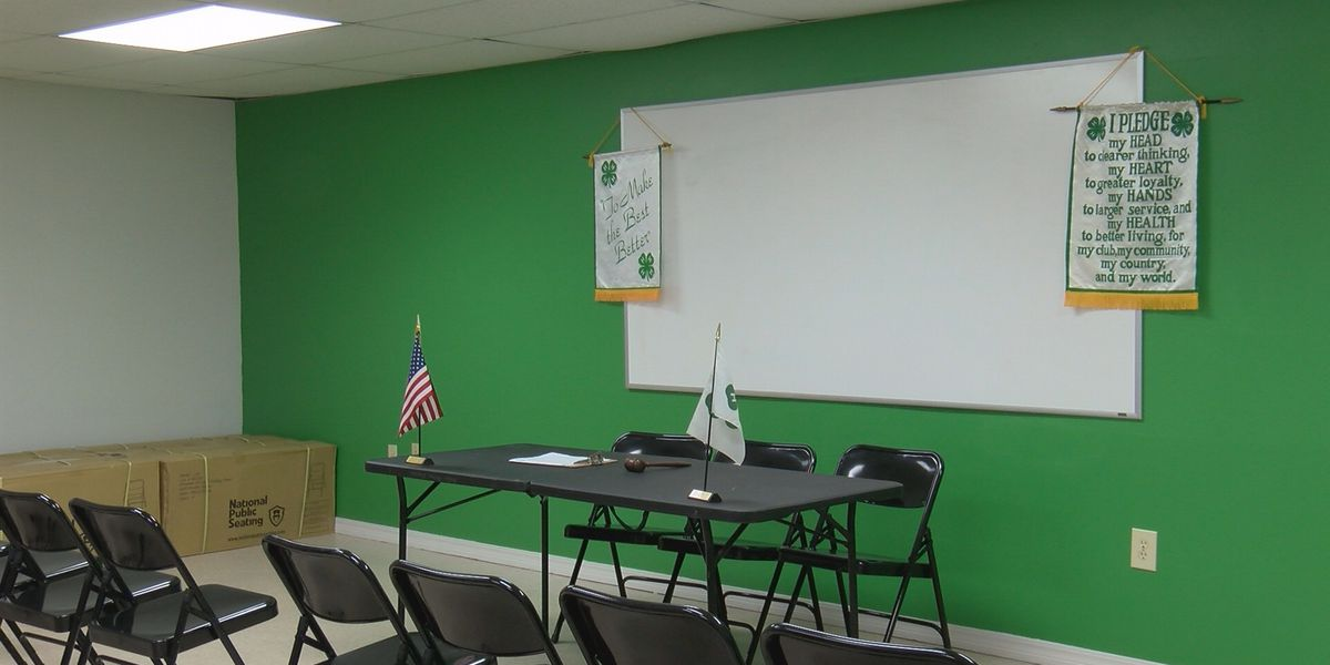 Dallam, Hartley County 4-H moving into new activity center