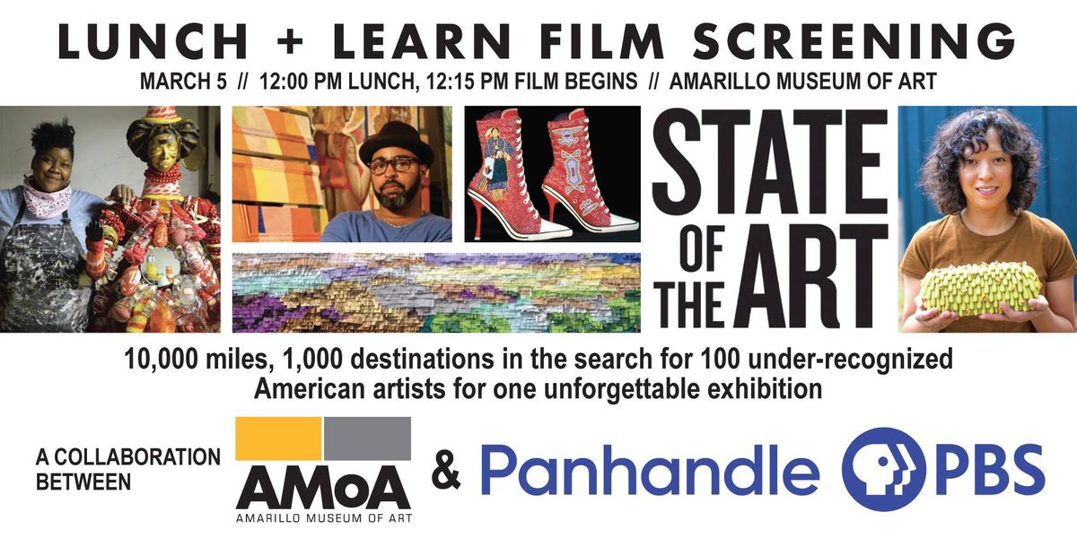 'State of the Art' film screening at the AMoA