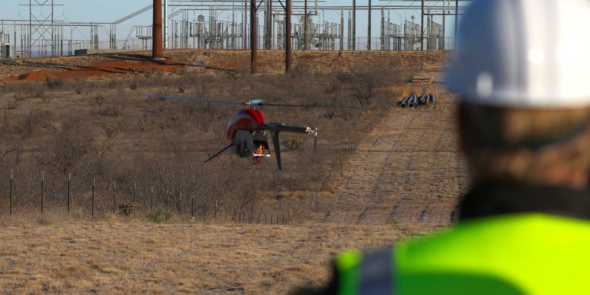 Xcel Energy begins drone safety partnership with FAA