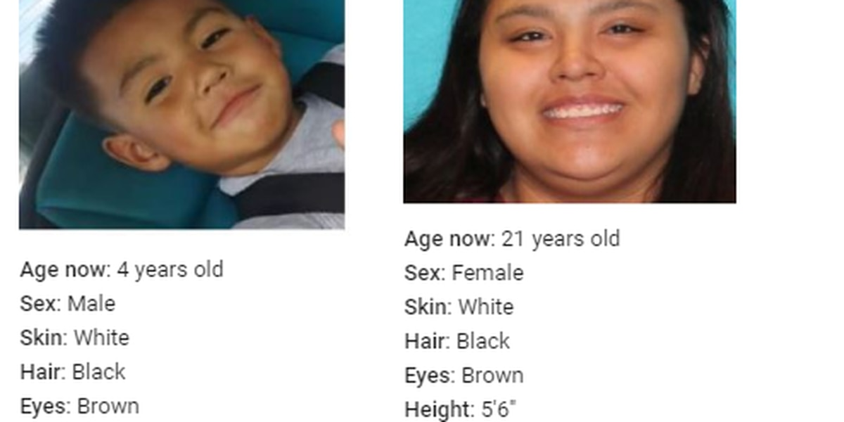 Boy found safe after authorities issue Amber Alert Friday morning