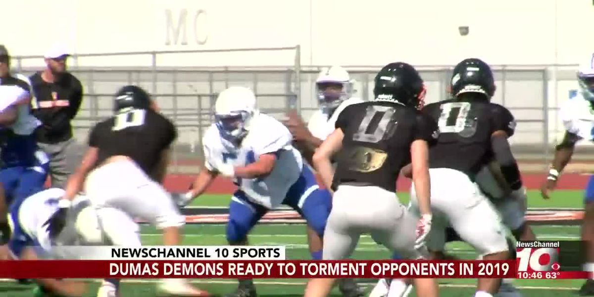 Countdown To Kickoff: Dumas Demons ready for a fun 2019 campaign