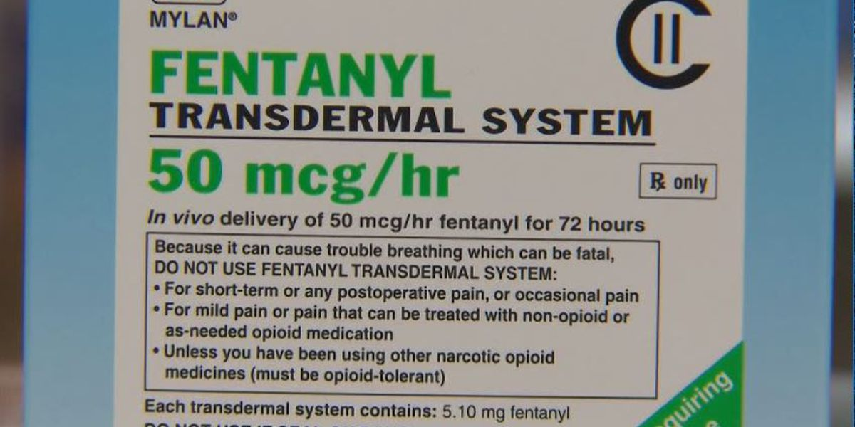 Most drug overdoses involve fentanyl, CDC finds