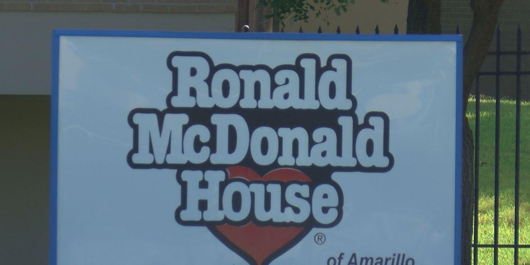 New Amarillo Ronald McDonald House falls $200,000 shy of $3.5-million goal