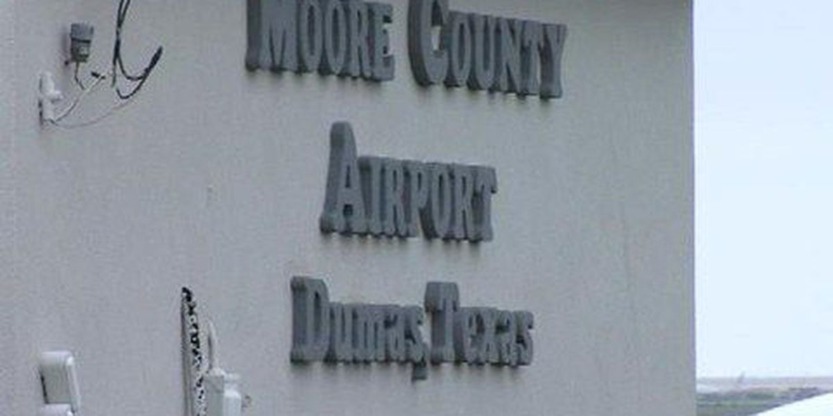 New additions to Moore County Airport