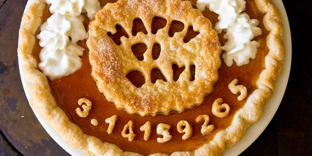 Have some pie on Pi Day at the Discovery Center