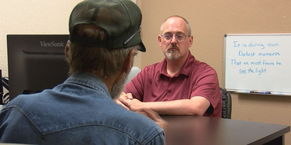 Amarillo man hopes story of overcoming homelessness and mental illness inspires others