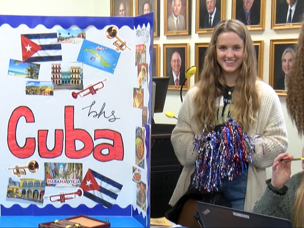 Area high school students traveling abroad without leaving Panhandle region