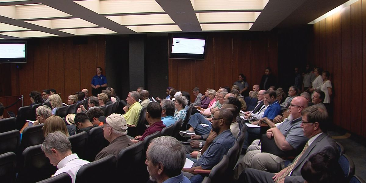 Amarillo residents present alternative to city parks proposal