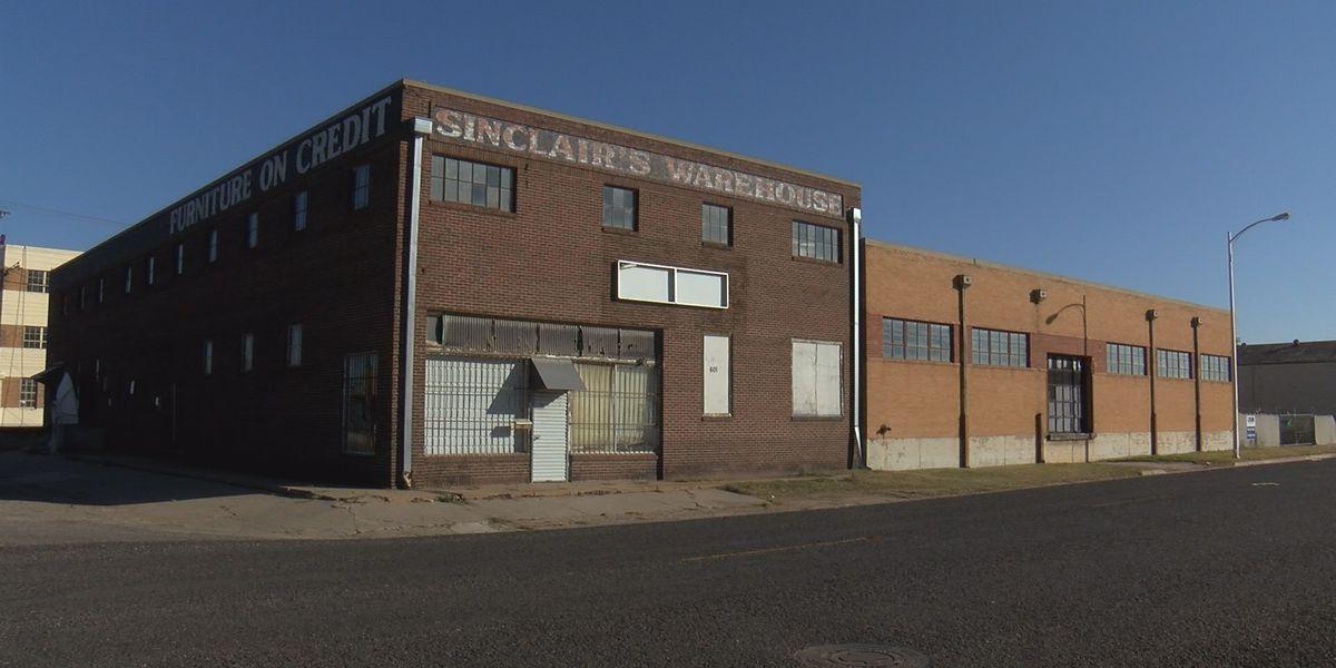 City of Amarillo may soon purchase old warehouse on Johnson Street