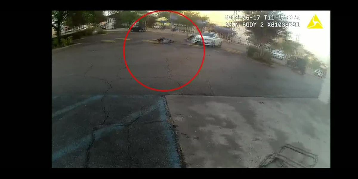 RAW: NOPD releases body cam footage of CVS police shooting