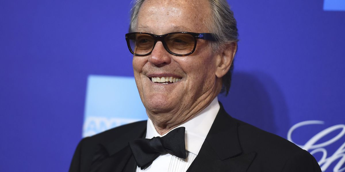 'Easy Rider' star and writer Peter Fonda dies at age 79