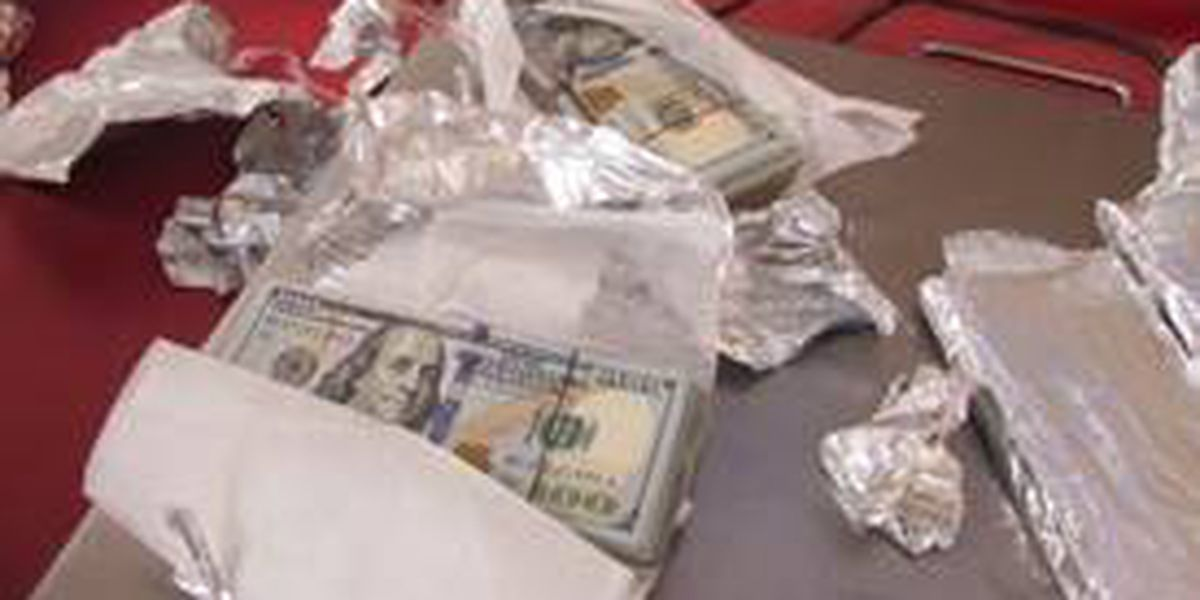 $200,000 in cash seized during traffic stop in Carson County