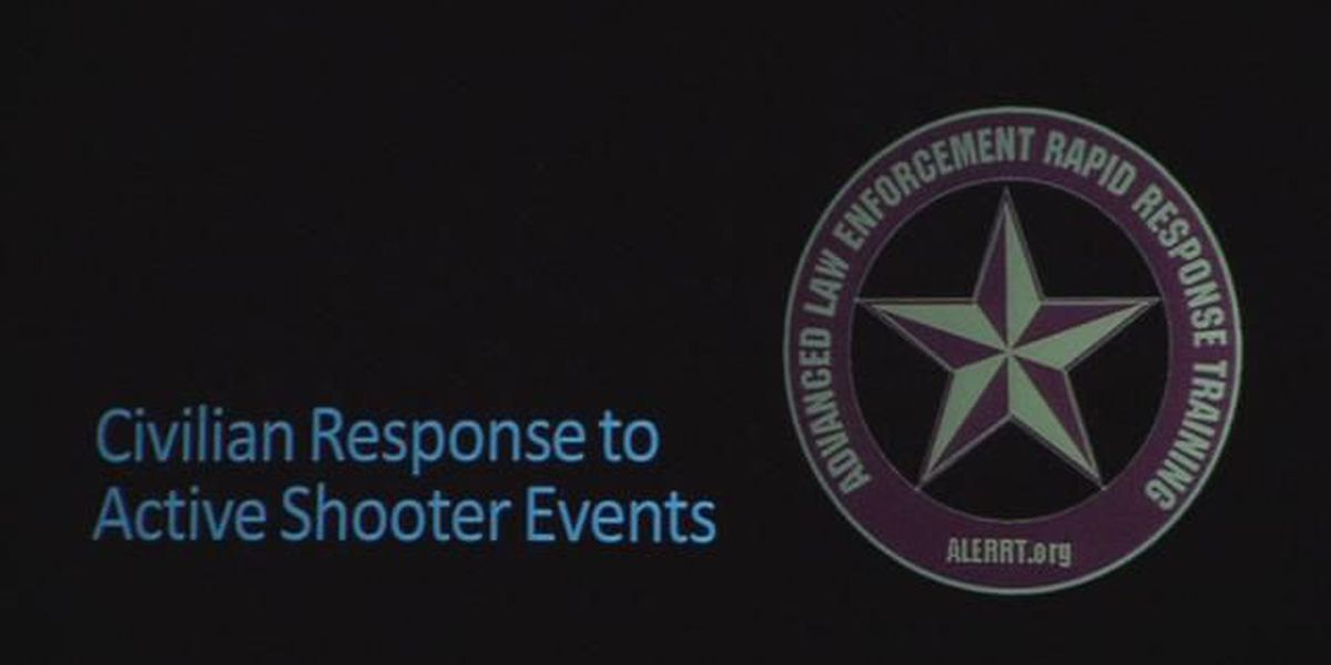 Dumas PD to offer CRASE active shooter training