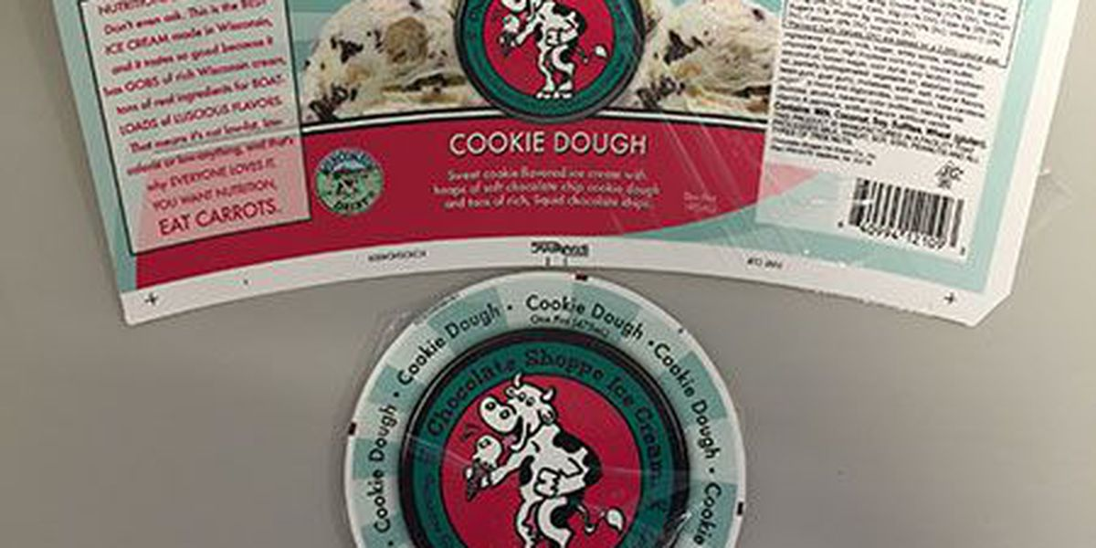 More ice cream recalls underway after being made with contaminated cookie dough