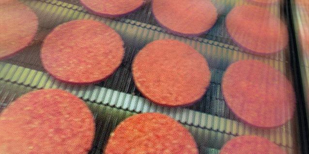 Recall: Frozen beef patties may contain plastic fragments
