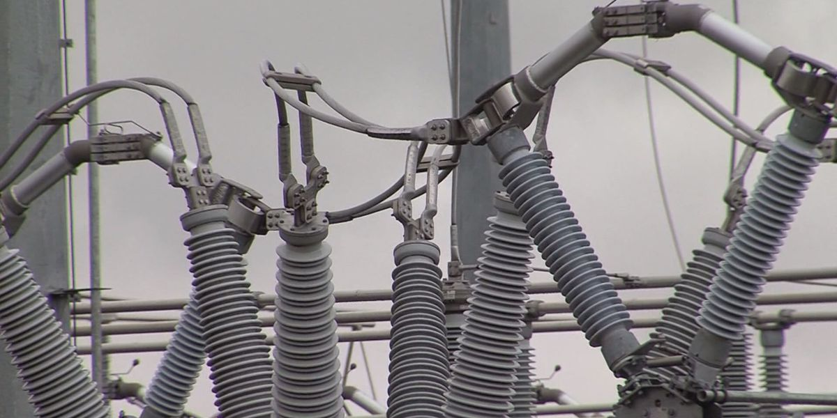 Power outages across the Panhandle