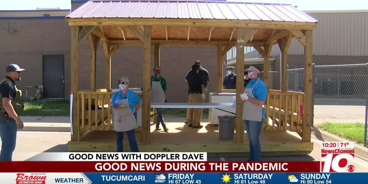 VIDEO: Acts of generosity bring good news during COVID-19 pandemic