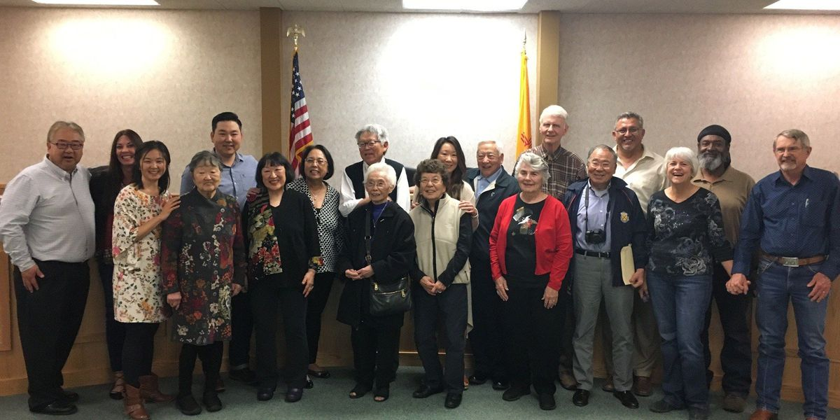 Clovis-Carver Library now has WWII Japanese American internment exhibit