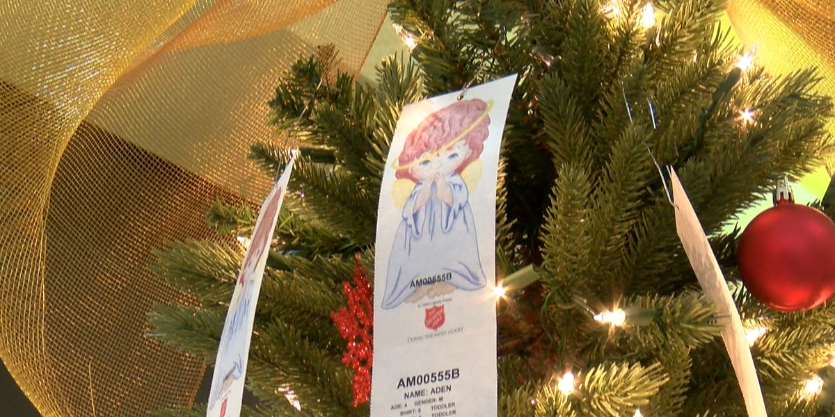 The Salvation Army extends the deadline to fill Angel Tree with Angels