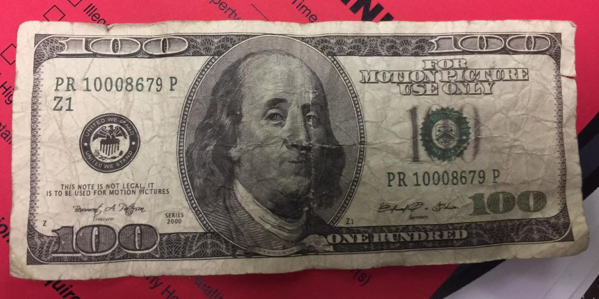 Stratford police warning residents of counterfeit money
