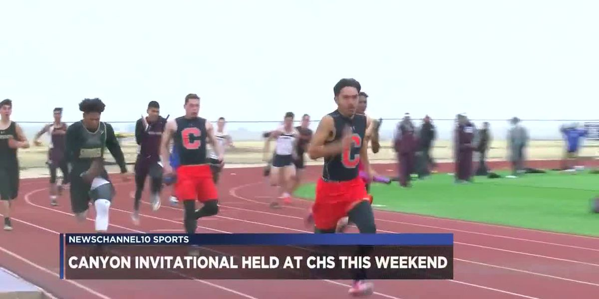 CHS track hosts Canyon Invitational
