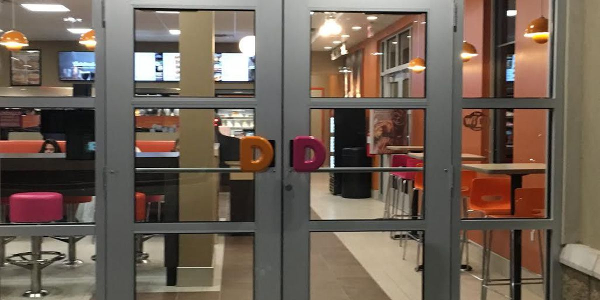 Dunkin' Donuts/Baskin Robbins opens new location in SW Amarillo