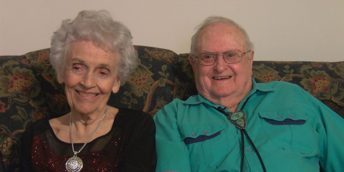 A love for the ages: Amarillo couple celebrates 70th wedding anniversary