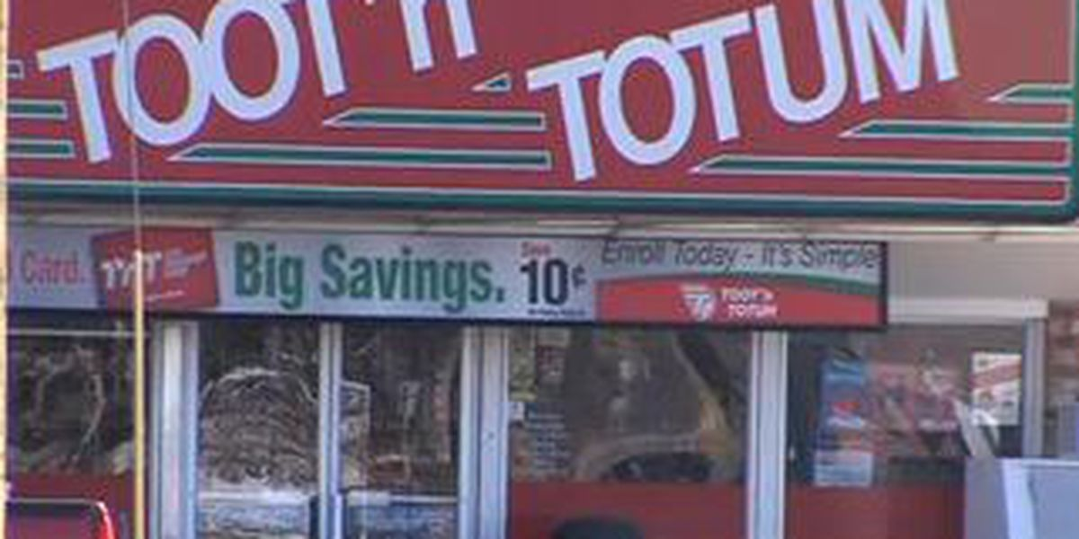 Police search for Toot 'N Totum robbery suspect