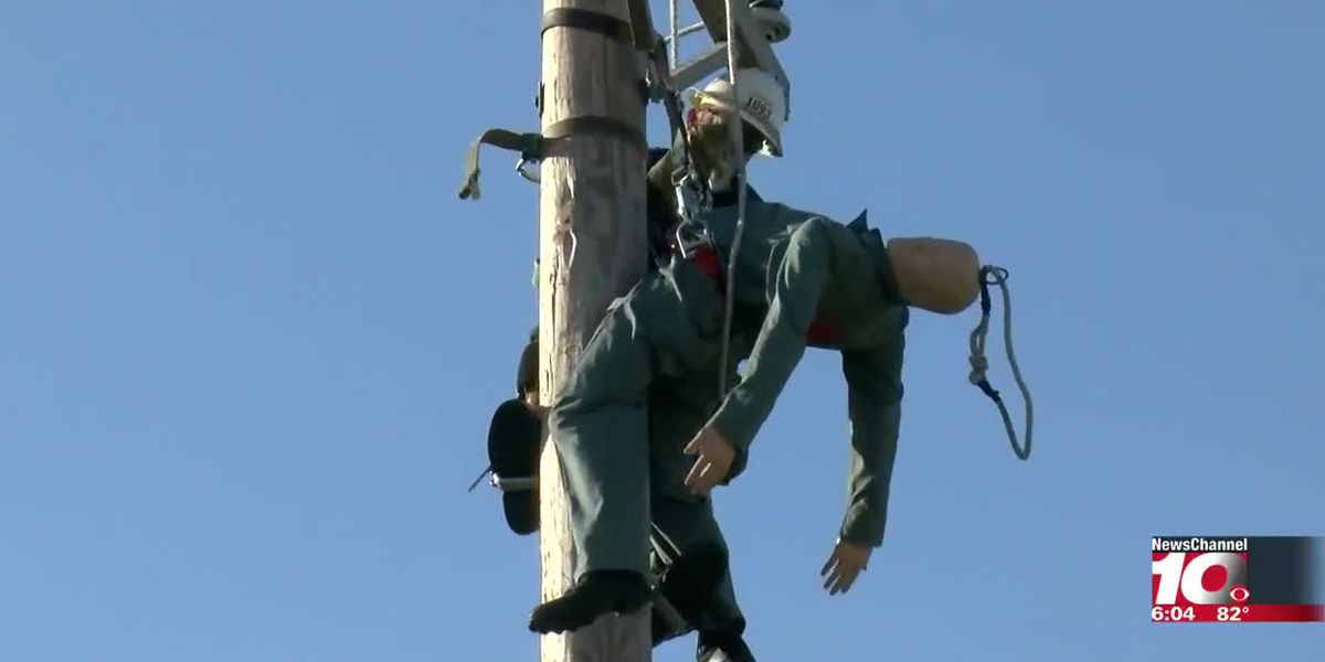 Area teams compete in Xcel Energy's Lineman Rodeo
