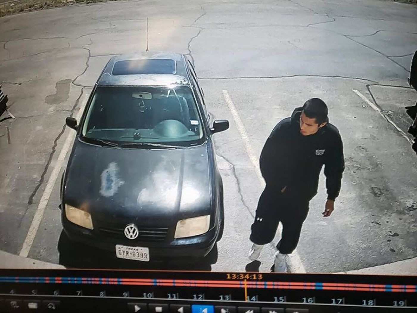 Portales Police Searching For 2 People In Connection With
