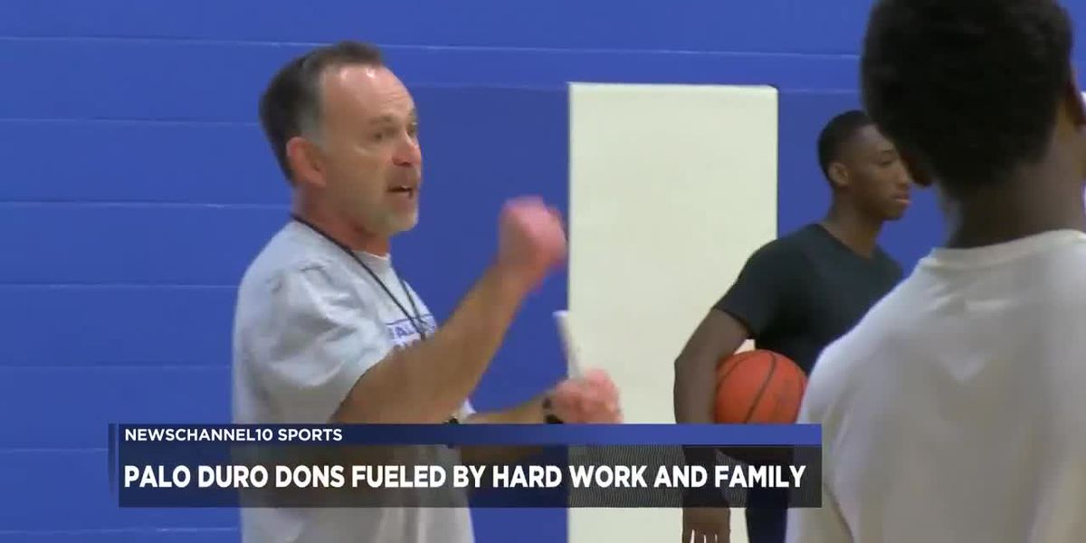 """The Palo Duro Dons are """"All work and No Talk"""""""