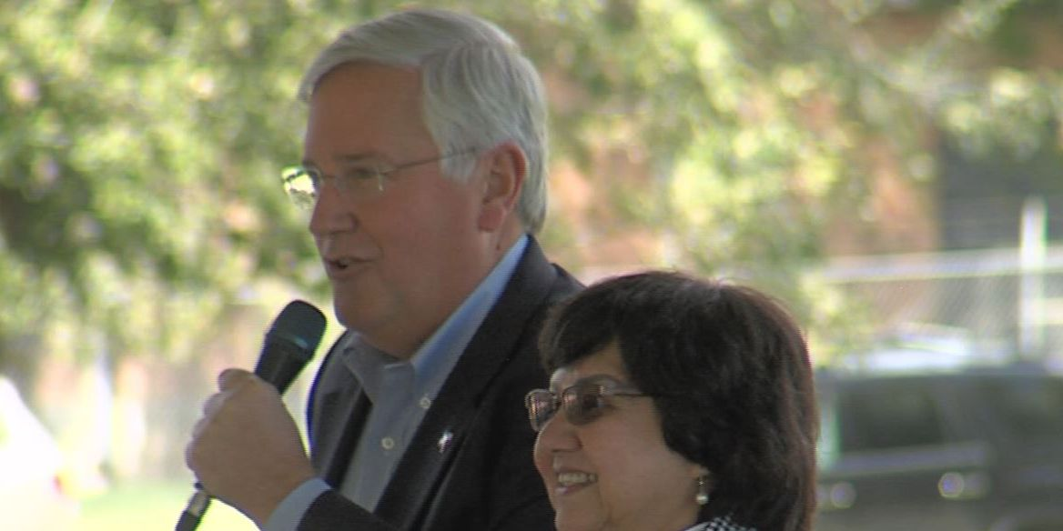 Democratic candidates for Texas Governor, Lt. Governor visit Amarillo