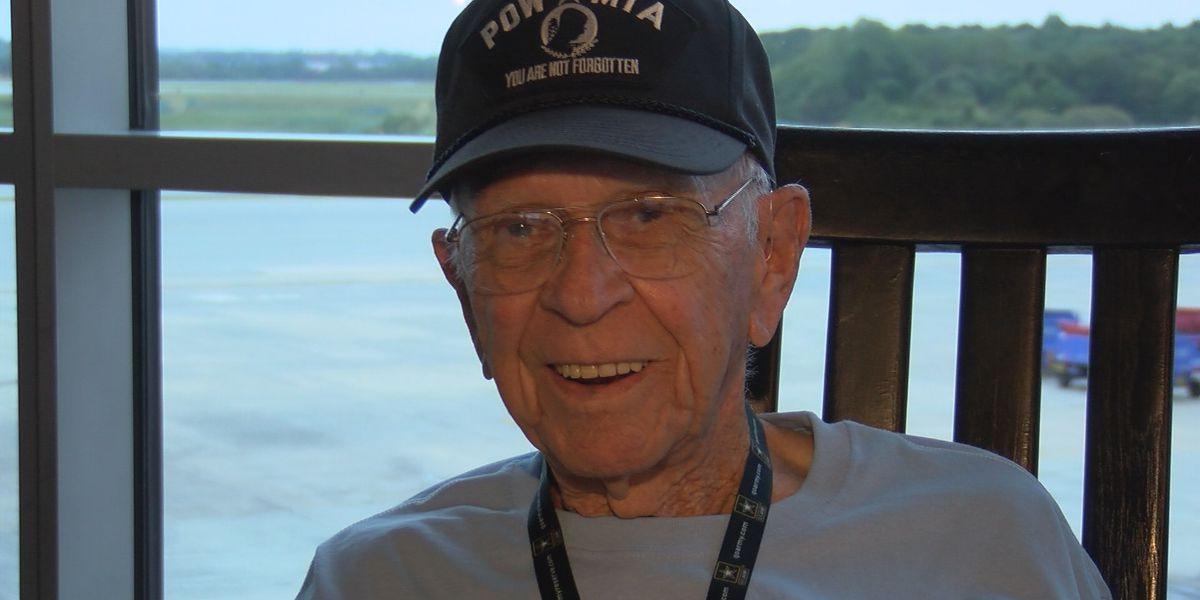 Honor Flight special report: the Nation's Capital through the eyes of a POW