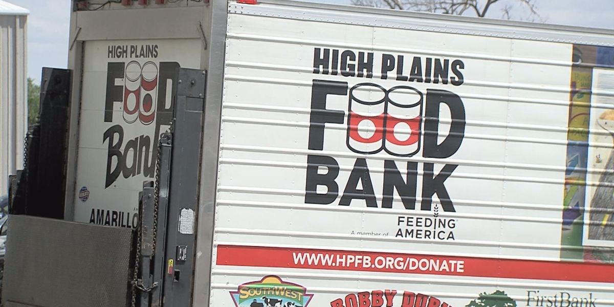 High Plains Food Bank to help Texans impacted by recent ice storm