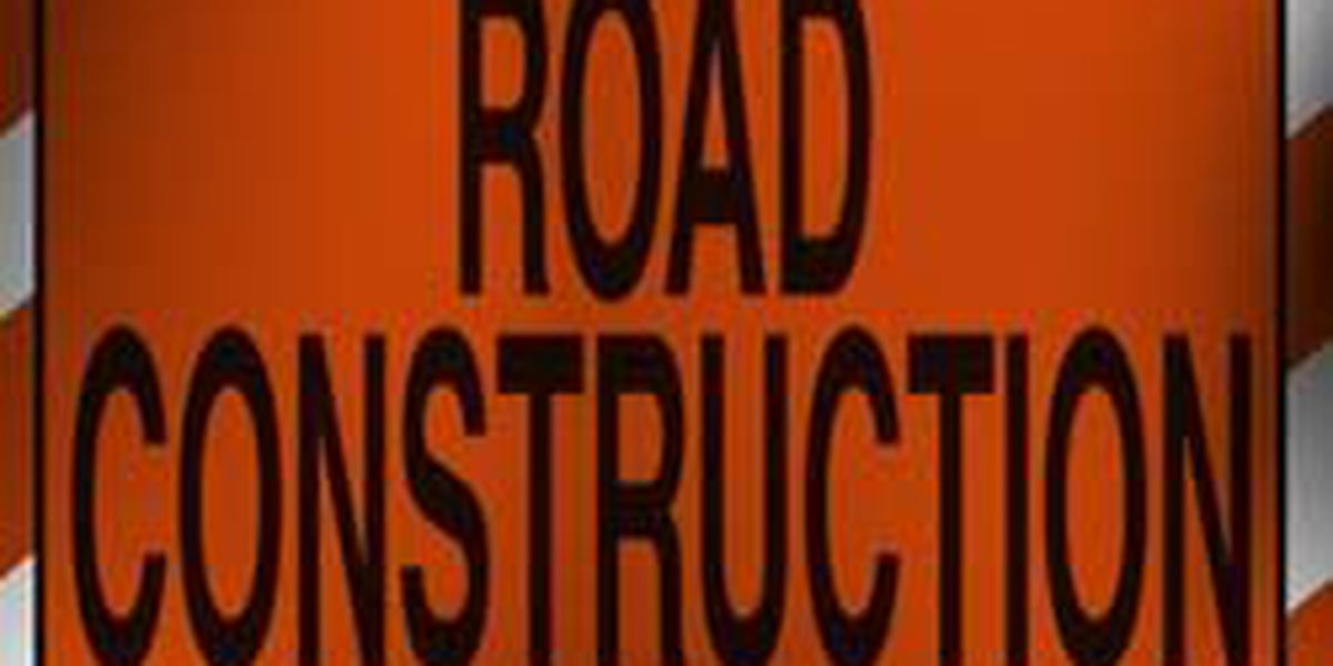 TxDOT lane closure report for Dec. 3 - Dec. 8