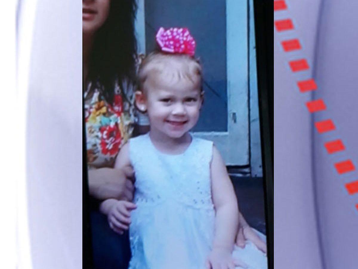 2-year-old, Zamya Whitaker, found safe in Cherokee County