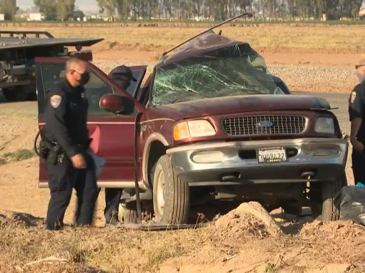 US official: Border wall breach may be tied to fatal Calif. crash