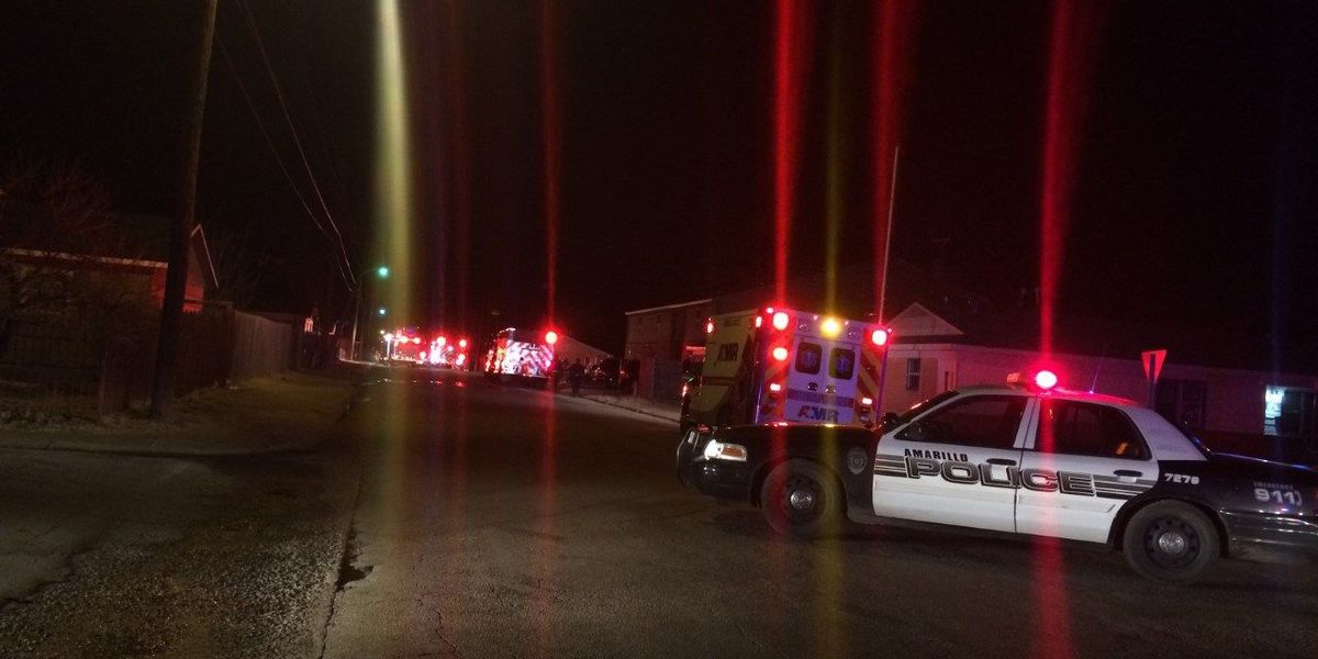Local apartment complex evacuated because of fire