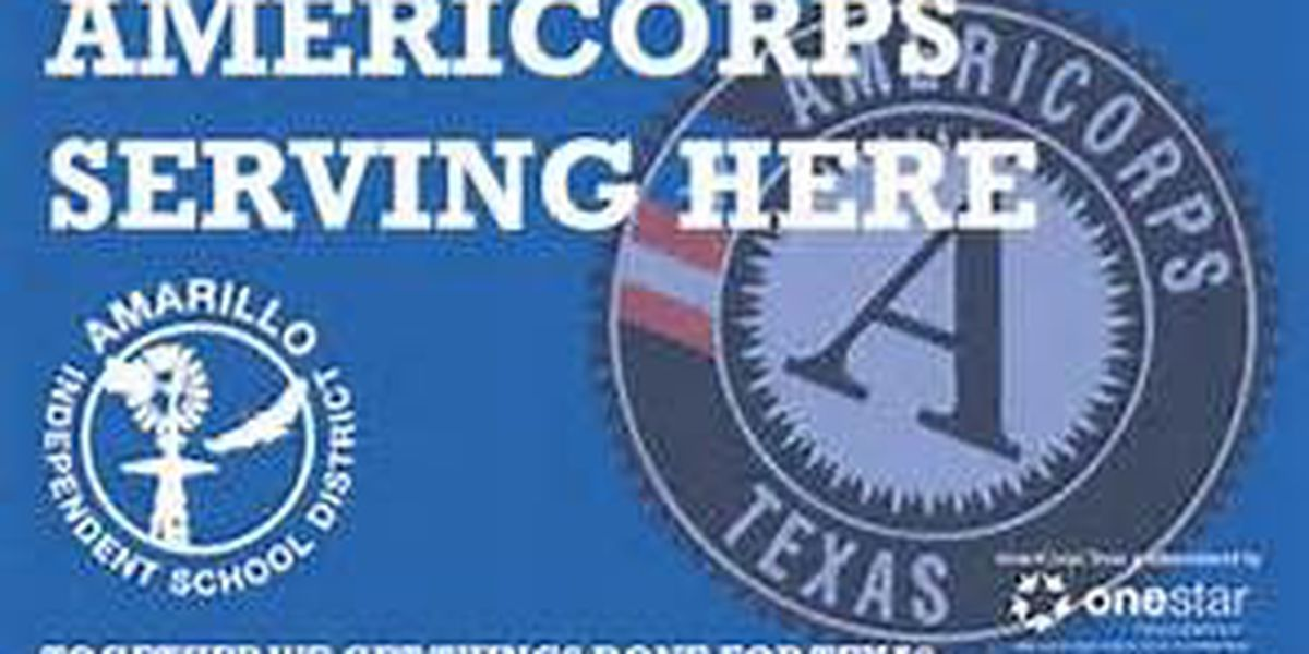Amarillo ISD AmeriCorps students honored for service to community