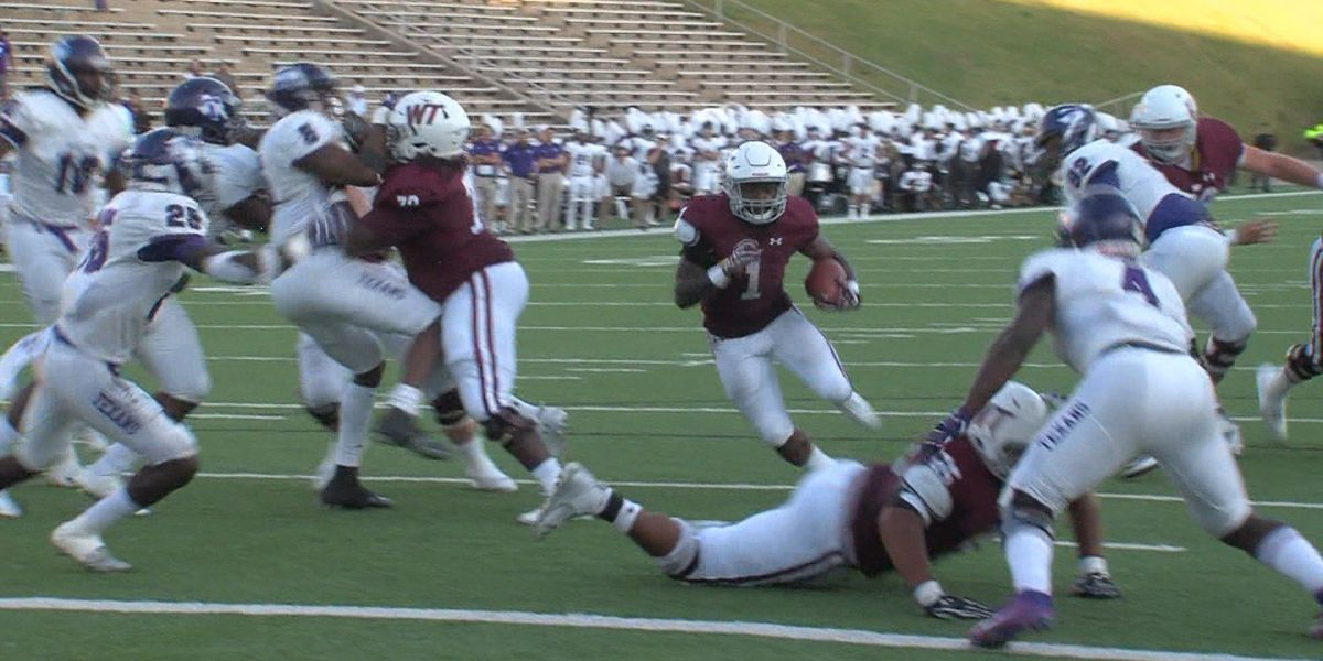 Buffs football lose conference opener to Tarleton State