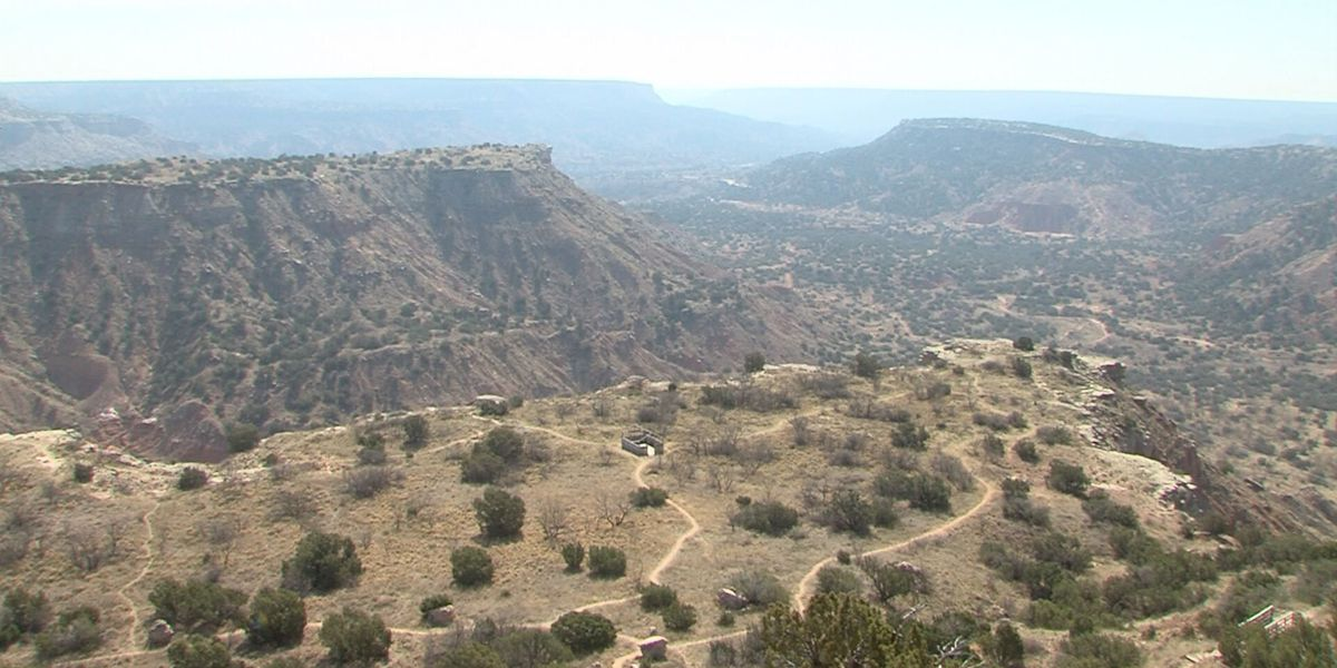 Palo Duro Canyon officials say careful with wildlife out in warmer weather