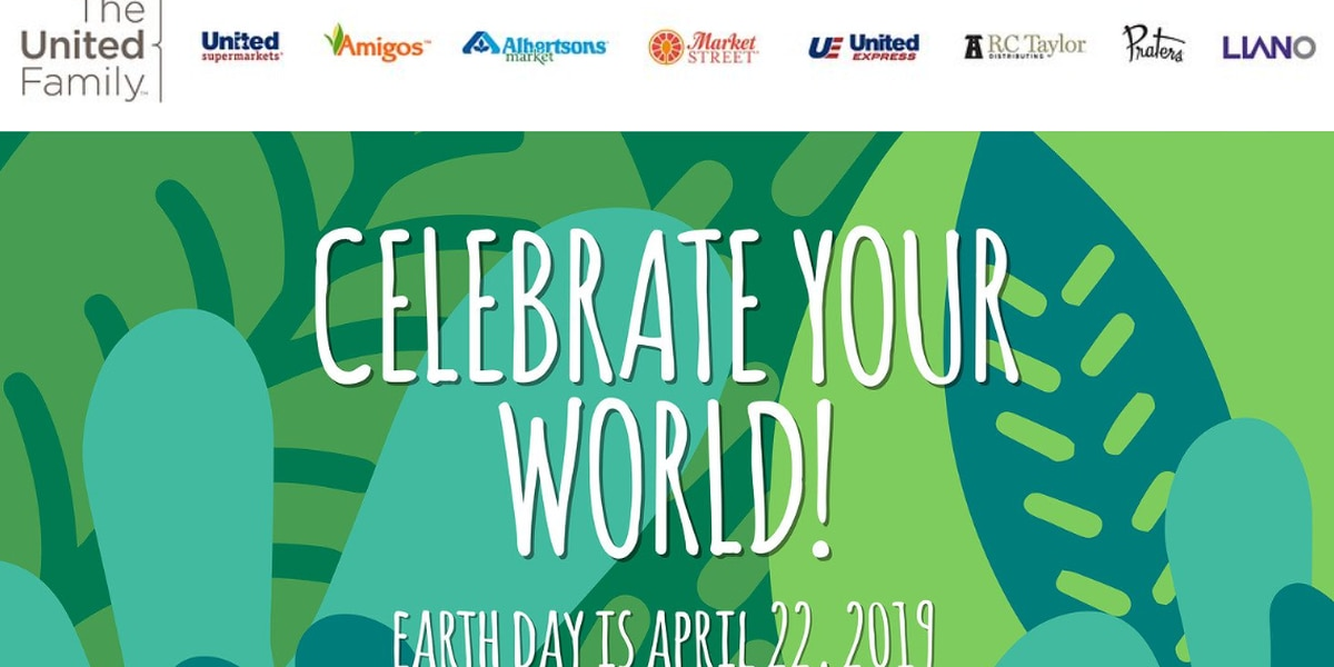 United Family to celebrate Earth Day with free reusable bags
