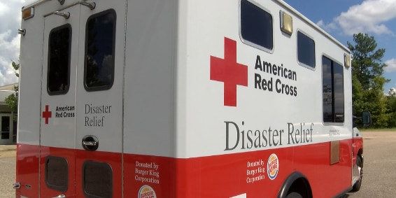 Panhandle helps with Hurricane Florence response
