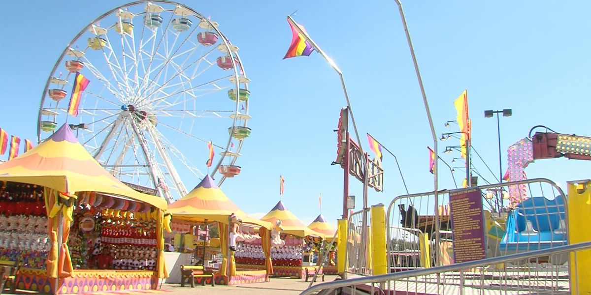 Tri-State Fair and Rodeo coming to Amarillo this weekend