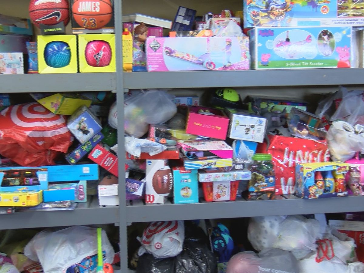 Northside Toy Drives next steps up until giveaway on December 19