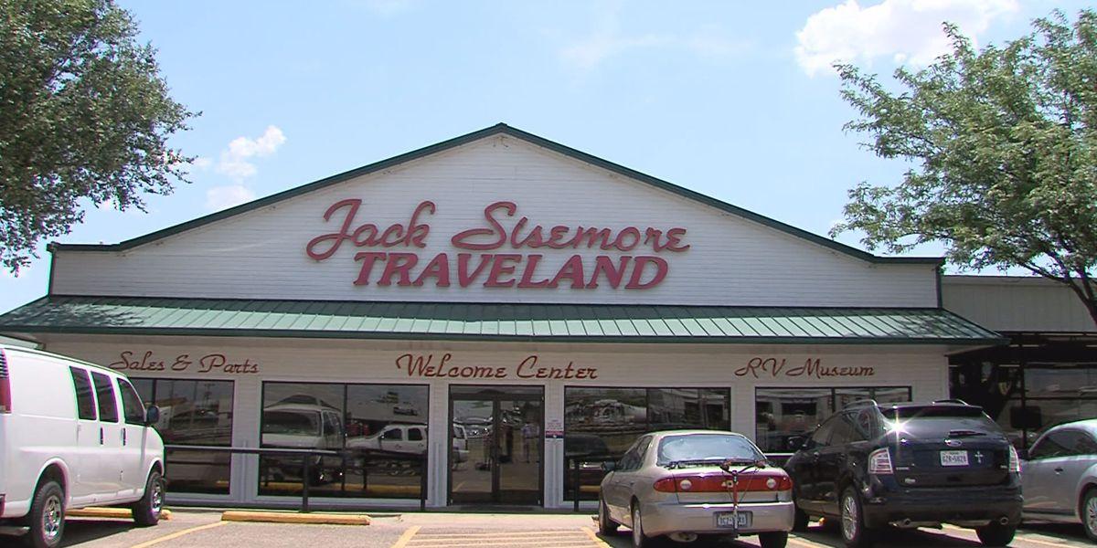 Sisemore Traveland Sold