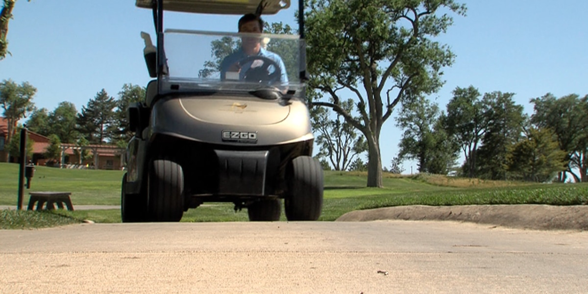 Golf carts could be coming to downtown Amarillo