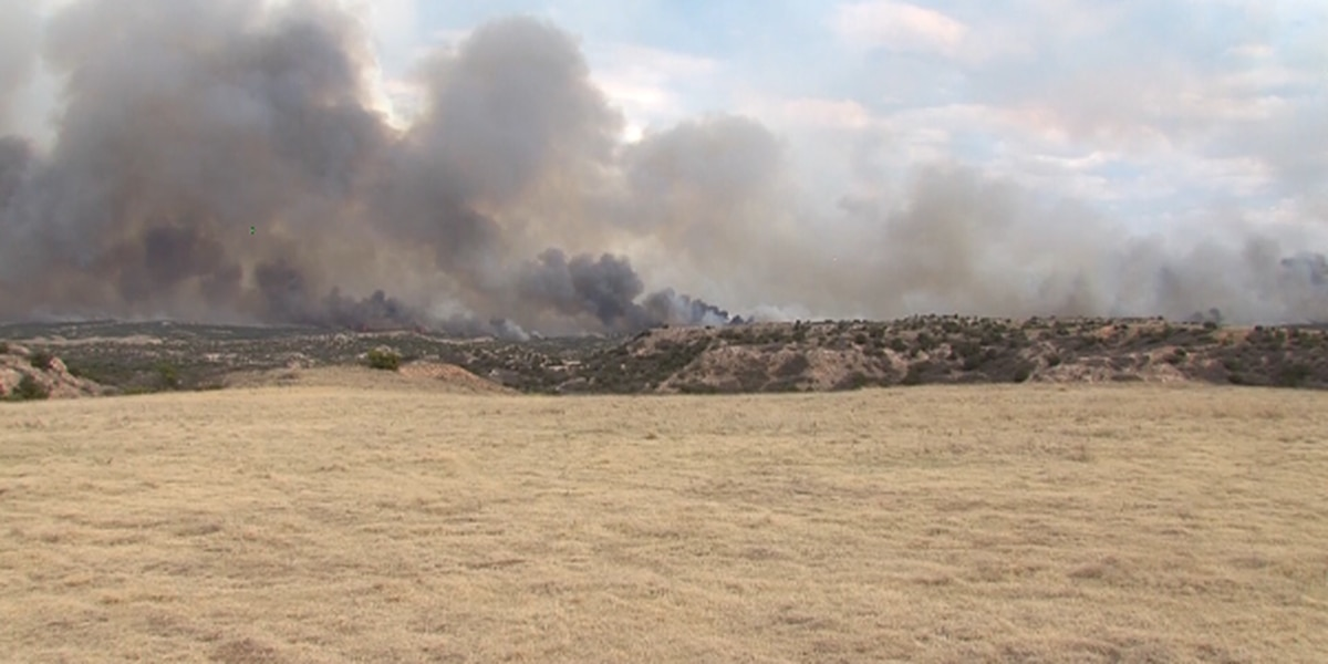 Armstrong Co. community responds to the Mallard Fire