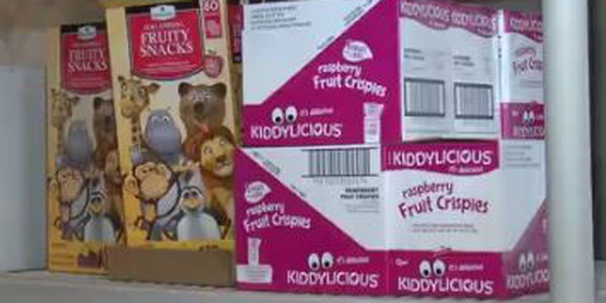 Outreach food pantry serves those with food insecurity